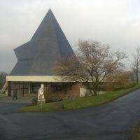 Neue Kapelle Lindenberg-Friedhof, Зиген