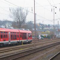 Siegen Hauptbahnhof, Зиген
