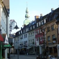 Alte Poststrasse in Siegen, Зиген