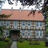 Aplerbeck, historisches Gebäude, Стендаль