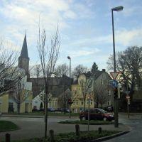 Church in Aplerbeck, Стендаль