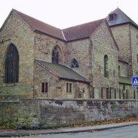 Ev. Georgskirche Aplerbeck, Стендаль