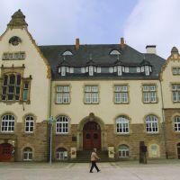 Ayuntamiento de Aplerbeck, Стендаль