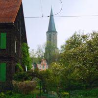 Iglesia en Aplerbeck, Стендаль
