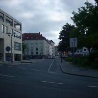 Hagen-Innenstadt   Rathausstr. Mai 2009, Хаген