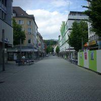 Hagen-Innenstadt Kampstr.  Mai 2009, Хаген