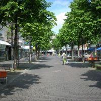 Hagen-Innenstadt  Mittelstr. Mai 2009, Хаген