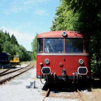 Waldbahn Almetal in Ringelstein, Харт