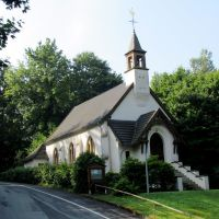 Trinitatis Kapelle in Ringelstein, Харт
