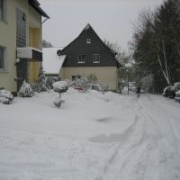 Gurlittstrasse im Schnee, Херн