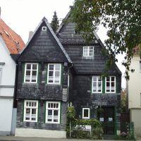 Altes Pfarrhaus der Jakobi-Gemeinde, Херфорд