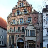 Herford - Germany - Wulfert-Haus, Херфорд