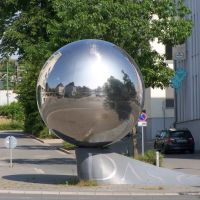 Die Kugel / Schillerstrasse | Herford.. 22.06.2010, Херфорд