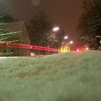 Wiesestrasse im Schnee ........ 26.12.2010, Херфорд