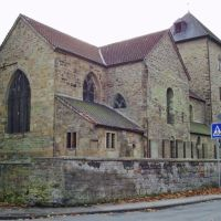Ev. Georgskirche Aplerbeck, Эскирхен