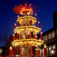 Weihnachtspyramide, Дортмунд