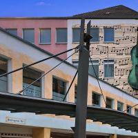 Die City Wache in der Dortmund Altstadt., Дортмунд