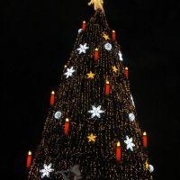 Weihnachtsmarkttanne 2010, Дортмунд