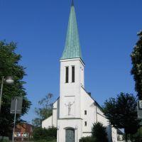 Ev. Christus-Kirche, Beckum