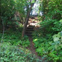 Unsere Gartentreppe, Beckum