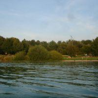 Blick vom See 1, Beckum