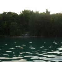 Blick vom See 3, Beckum