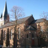 St. Thomas Apostel Seitenansicht, Нидеркассель