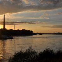 """""""Shell"""" / Wesseling am Rhein. Abgelichtet im September 2012, Нидеркассель"""