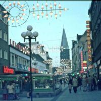 Hamm, Einkaufszone Weststraße (1965), Хамм