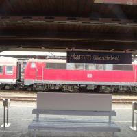 Bahnhof Hamm, Хамм