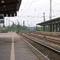 Hamm - Hauptbahnhof, Хамм