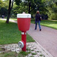 Fetter Hydrant, Хамм