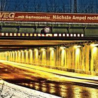 Unterführung , Kleine Allestrasse /  Banningstrasse..., Хамм