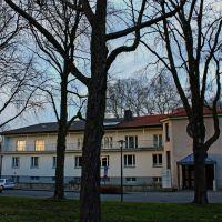 Klinik am Bärenbrunnen , Otto Krafft Platz, Хамм