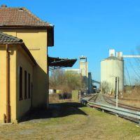 Verladebahnhof Werk Süd 2, Ауе