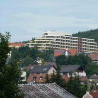 """Bad Kissingen NW: Ein sehr verunstalteter Ort """"www.archicultura.ch"""", Бад Киссинген"""