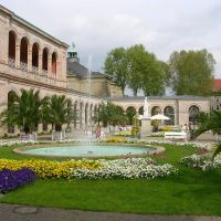 kurhaus, Bad Kissingen, Бад Киссинген