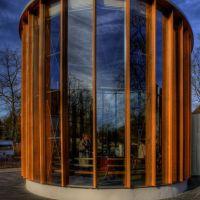 Neue Trinkhalle Kurpark Bad Hersfeld, Бад Херсфельд