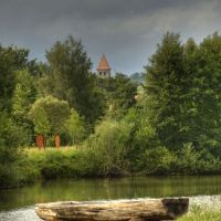 Rastbank am Fuldasee, Бад Херсфельд