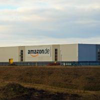 Amazon, der größte Versandhandel, Бад Херсфельд