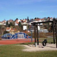 Jahnpark, Бад Херсфельд