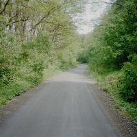 Radweg auf der Trasse der ehemaligen Hersfelder Eisenbahn, Бад Херсфельд