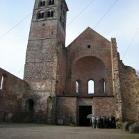 Ex convento in Bad Hersfeld - Stiftsruine, Бад Херсфельд