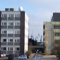 Wegener-Institut & Seebeck-Werft, Geestemünde, Бремерхафен
