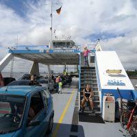bremerhaven - Faehre(Ferry), Бремерхафен