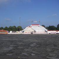 Zirkus Barum auf dem Wilhelm-Kaisen-Platz (2007), Бремерхафен