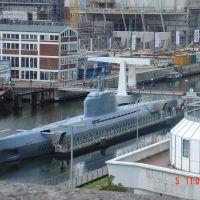 Submarino museal, Бремерхафен