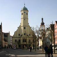 Weiden in der Oberpfalz, Oberer Markt, Вайден