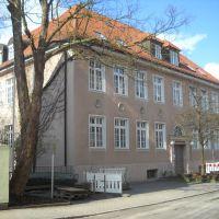 Franz-Grothe-Schule, Вайден