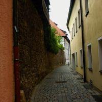 Hinterm Zwinger und Stadtmauer, Вайден